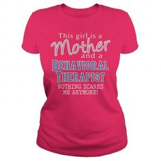 Awesome Tee For Behavioral Therapist T Shirts, Hoodies. Check price ==► https://www.sunfrog.com/LifeStyle/Awesome-Tee-For-Behavioral-Therapist-102082361-Hot-Pink-Ladies.html?41382