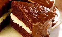 Bolo de chocolate com recheio: receitas irresistíveis para você se inspirar e copiar