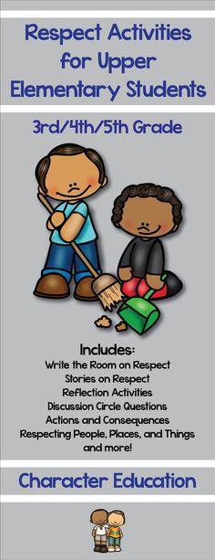 41 Best Respect Activities Images In 2013 Class Management