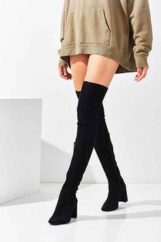fdef6216cc0 Jeffrey Campbell Cienega Over-The-Knee Boot Crazy Shoes
