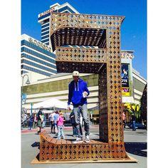 The 2015 Reno Sculpture Fest