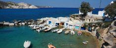 Kam se vypravit na pozdní dovolenou? Zkuste málo známá plážová městečka ve Středomoří • Tripmania.cz Mykonos, Santorini, Paros, Antalya, Cali, Water, Outdoor, Aqua, Outdoors