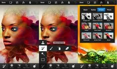 Adobe Photoshop touch screen application for Apple and android devices.Finally the adobe has enabled the Adobe Photoshop touch screen application for Apple