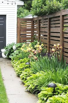 Decorating the look of your front yard is one way to create a space that reflects your personality. Landscaping ideas for front yards should not be ignored. May be, you're prefer to re-use creative…MoreMore  #LandscapingIdeas