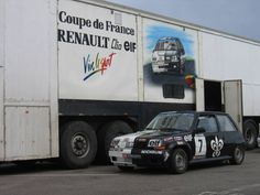 Renault 5 GT TURBO Coupe