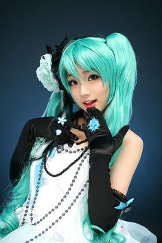 vocaloid cosplay | vocaloid-cosplay-korea (9) | Flickr - Photo Sharing!