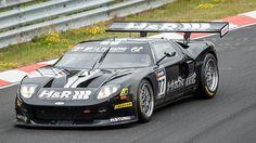 Ford Gt H Race Nurburgring