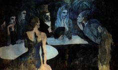 Pablo Picasso - Le Nozze di Pierrette - 1905