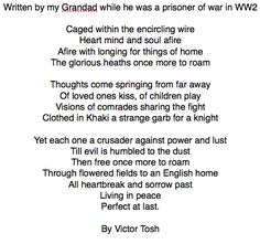 War Poetry: First World War | WWI | Pinterest | See best ideas ...