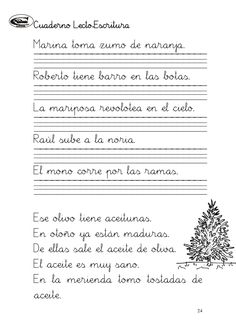 Cuaderno de lectoescritura i (1)(1) Maria Jose, Homeschool Math, Writing, Fun Math, Writing Exercises, Learning Letters, Reading Comprehension, Read And Write, Composition