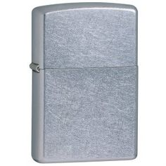 Zippo Street Chrome Pocket Lighter Personalized Free Engraving -- Check out this great product.