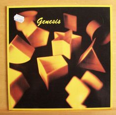 GENESIS - Same - Vinyl LP Mama That´s all Home by the Sea Taking it all too hard