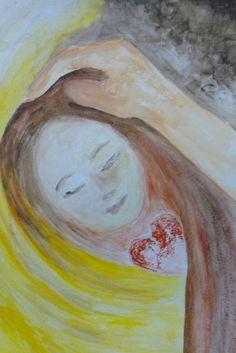 Endless love, geschilderd door Gerrie Hoftijzer