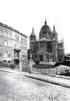 Bucharest, Bratislava, Synagogue Architecture, Europe Eu, Famous Places, Romania, Old World, Old Photos, Belgium