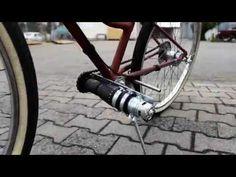 E-Bike Akkuschrauber DIY cordless screwdriver 26,1 kmh - YouTube