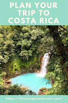 Our 2 weeks in Costa Rica was amamzing! We'll share what we did and where you should go on your Costa Rica vacation!