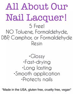 Jamberry Nail Lacquer ~~ Available in 20 shades