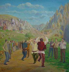 Յարխուշտա, Հայկական ռազմապար | Yarkhushta, Armenian wardance
