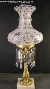 vintage oil lamps antiques - Bing images