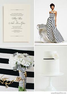 Simple Black Stripes