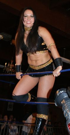 Cheerleader Melissa - One of The PWI Top Fifty Female Wrestlers of 2012