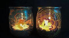 Pomysły plastyczne dla każdego, DiY - Joanna Wajdenfeld: Bajeczne lampiony z lakieru do paznokci