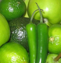 Six Green Skins by lmnpoop, via Flickr