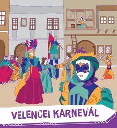 Velencei Karnevál a Velence Korzón 2018