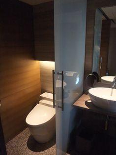 センチュリーハイアットのトイレ