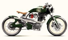 Mac Motorcycle feature a Buell' 492cc 5-speed 'Blast' engine,