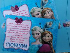 Convite em Papel Fotográfico 10x15,  com envelope colorido e adesivo personalizado.