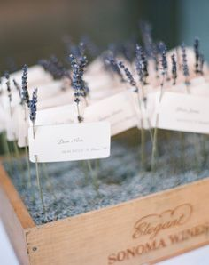 Place cards can be, well, place cards (aka boring scraps of paper). Or they can be a memorable, conversation-starting element of your wedding-day decor. Help guests find their reception seats in style with one of these charming ideas. RELATED: The Most Gorgeous Wedding Venue In Every State