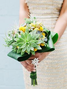 61 Bright Spring Wedding Bouquets   HappyWedd.com