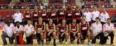 O Flamengo de 14, que fez história nas quadras!