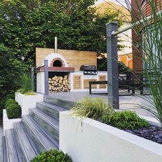 Garden Ideas, Sidewalk, Stairs, Home Decor, Stairway, Decoration Home, Room Decor, Side Walkway, Walkway