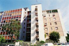 Casa Rustici, Milano - Terragni