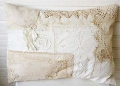 .White & nude lace