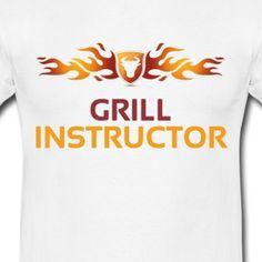Shirt Dressed to grill - Männer T-Shirt