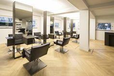 Hair Change - Hazerswoude Rijndijk - Design by Guy Sarlemijn - Styling Area #salonideas