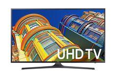 Samsung UN60KU6300F 60 4K 2160p HDR 120Hz SMART TV w/ WiFi & Smart Apps (2016)
