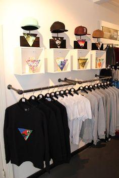 Unsere Sweater im Kopf und Kragen Shop #shop #sweater #patches #fun #clothes #shopping #hamburg #weloveit