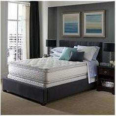 The Concierge Suite II Pillow Top mattress is designed expressly for the hotel / motel industry and features a construction, allowing you to easily flip the mattress. This mattress features an additional upholstery layer at the top of the mattress Mattress Sets, Pillow Top Mattress, Foam Mattress, Hotel King, 6 Pack, Queen, Bed Frame, House Design, Pillows