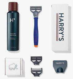 Movember Set by Harry's