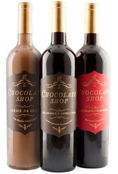 Chocolate Wine! Precept Wine Brands