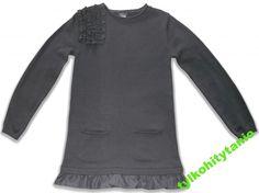 Eland tunika z dzianiny 12 lat NOWA - 5281503042 - oficjalne archiwum Allegro Data, Long Sleeve, Sleeves, Mens Tops, T Shirt, Fashion, Tunic, Supreme T Shirt, Moda
