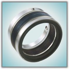 Metal Bellow Mechanical Seal www.numaticpumps.com