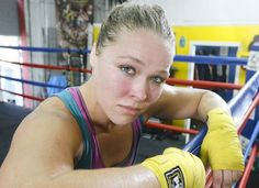 Ronda Rousey vs Sarah Kaufman Strikeforce title fight planned for August