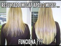 Imecap Hair  2016 -  Funciona Mesmo ? Engorda ? Saiba Tudo! http://www.aprendizdecabeleireira.com/2013/06/imecap-hair-cabelos-longos-e-sem-queda.html