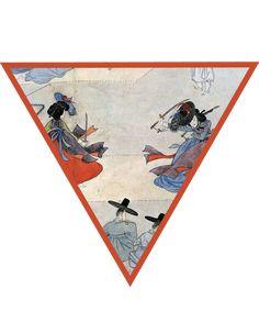 'Korean Art Dancing Ladies with Swords' by mycko Sword Dance, Korean Painting, Korean Art, Creative Gifts, Birthday Gifts, Lady, Design, Birthday Presents, Birthday Favors