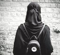 Hijab Dp, Hijab Niqab, Muslim Hijab, Hijab Outfit, Beautiful Muslim Women, Beautiful Hijab, Hijabi Girl, Girl Hijab, Muslim Women Fashion